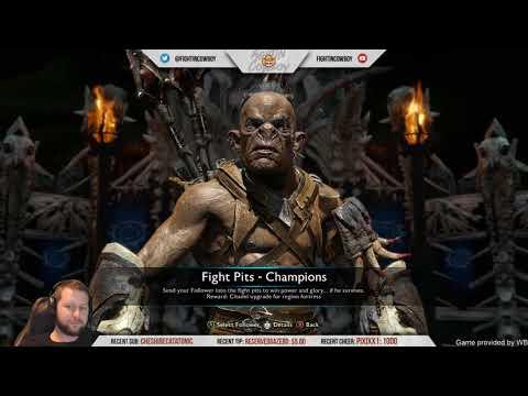 Middleearth: Shadow of War  Orc Smorc Freeroam Part 2