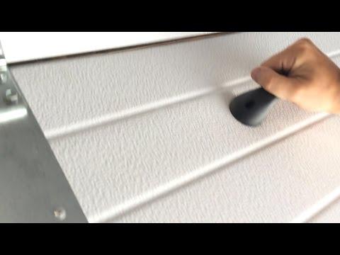 видео: Если секционные ворота стали тяжело открываться