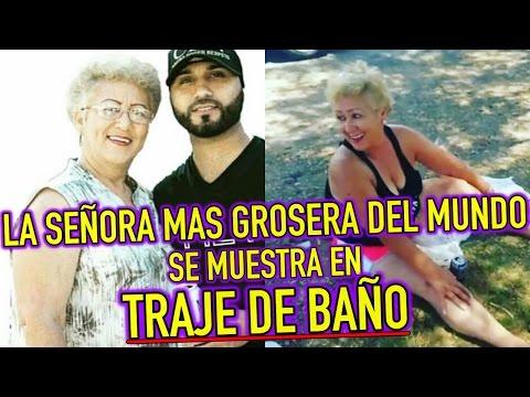 Doña Rosa IMPRESIONA en TRAJE DE BAÑO ROMPE REDES SOCIALES