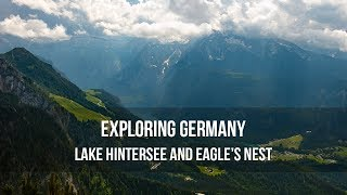Landscape photography in South Bavaria - Lake Hintersee and Eagle's Nest