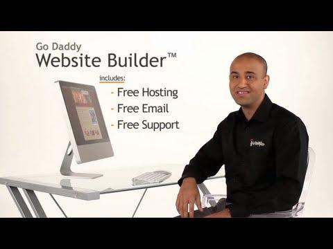 GoDaddy - Website Builder Product Demo