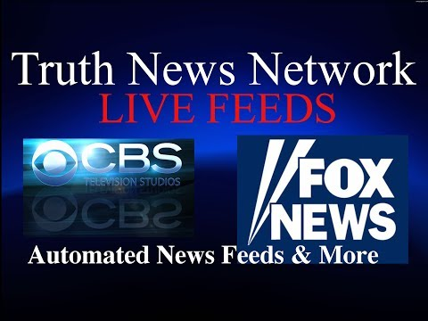 🔴 Truth News Network Automated Data Screens & MORE  (Join Live Chat)