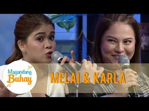 Magandang Buhay: Karla and Melai share their first business
