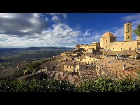 VOLTERRA | ANCIENT MYTH OF ITALY ★ GoPro Hero 4 | DJI Phantom 3