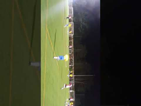 Excellent assist against southampton academy
