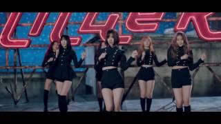 MV GFRIEND여자친구   FINGERTIP Choreography Ver