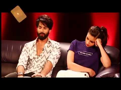 Alia Bhatt & Shahid Kapoor Exclusive Interview | Shaandaar | B4U Starstop Part 2