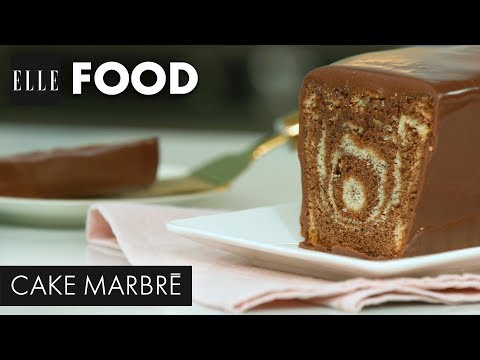 Recette facile de cake marbré (avec Fashion cooking)