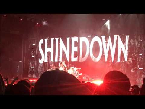 [HD] Shinedown, Five Finger Death Punch, and Sixx:A.M. at the SAP Center in San Jose, CA (10/31/16)