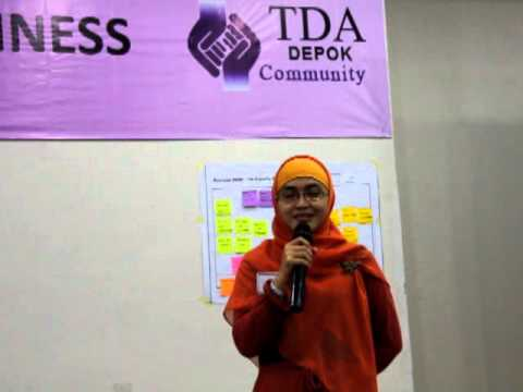 testimoni workshop How to Grow your Business di Depok