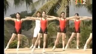 thể dục buổi sáng trên kênh H2 (phần 2) - bài thể dục buổi sáng 9 động tác