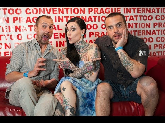 16th International Tattoo Convention Prague 2014 - Official Document