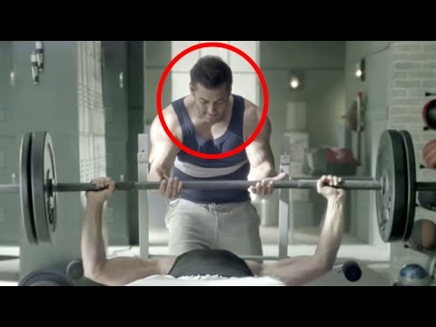 Salman Khan workout in gym song - YouTube |Salman Khan Workout In Gym