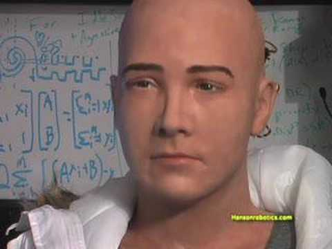 These Uncanny Valley robots will really creep you out