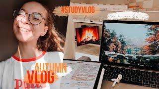 STUDY VLOG|ПОДГОТОВКА К ЕГЭ 2019||#StudyVlog/Elizabet Mayer