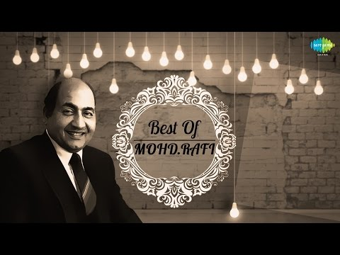 Best of Mohammad Rafi Songs Vol 1  Taarif Karoon Kya Uski  H D Song Jukebox