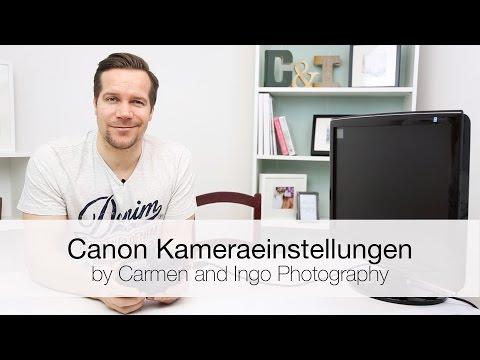 Canon Kameraeinstellungen | 5D Mark III