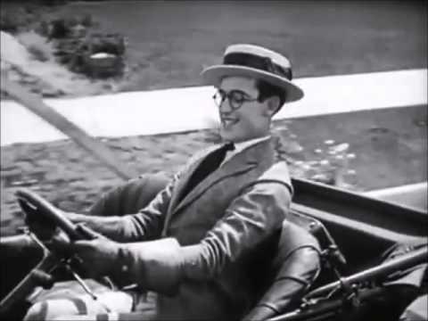 The Roaring Twenties Silent Film: Automobiles