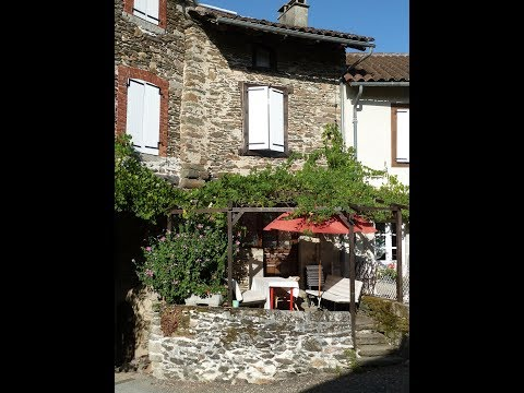 Stone house for sale in the Cantal, near Aurillac - Announcement real estate