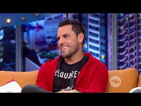 Sebastián Viera en The Susos Show Caracol Tv
