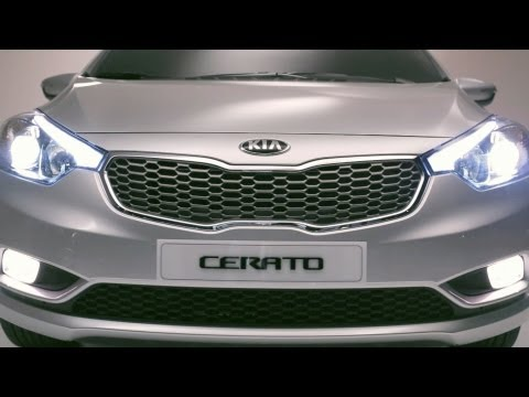 2014 Kia Cerato - EXTERIOR & INTERIOR