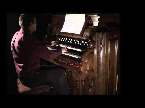 Air from Water Music Suite Excerpt  Handel  Dominion Reed Organ