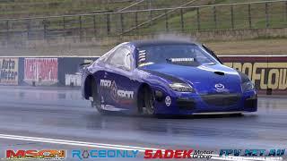 MAZSPORT RACING 20B RX8 6.96 @ 206 MPH