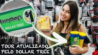 ACHEI O MELHOR DOLLAR TREE DE ORLANDO?