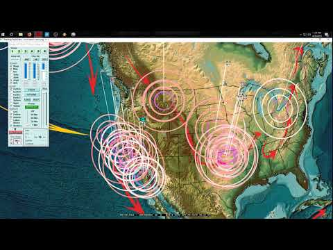 4/20/2018 -- West Coast California OIL PUMPING OPERATIONS struck by Earthquakes