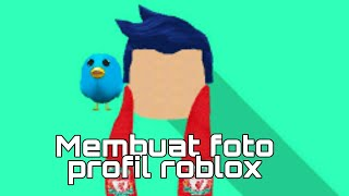 How to create a ROBLOX profile photo on Android