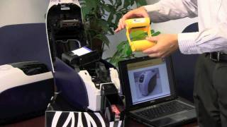 Zxp Series 3: Card Printer Overview