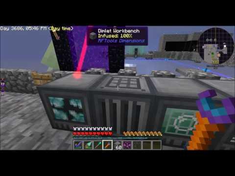 SkyFactory 3   E32 Dimlet Farming
