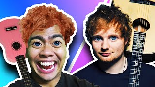 I'M MORE POPULAR THAN ED SHEERAN? | Higher Lower Game