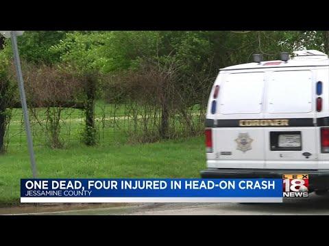 Coroner Identifies Person Killed In Jessamine County Crash As Asbury Seminary Student