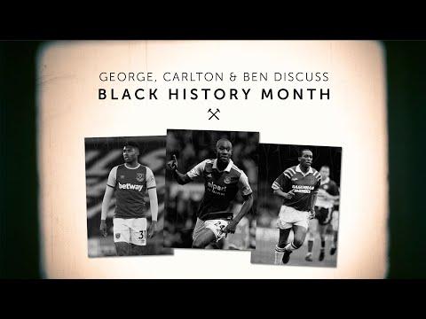 CARLTON COLE, GEORGE PARRIS & BEN JOHNSON DISCUSS BLACK HISTORY MONTH