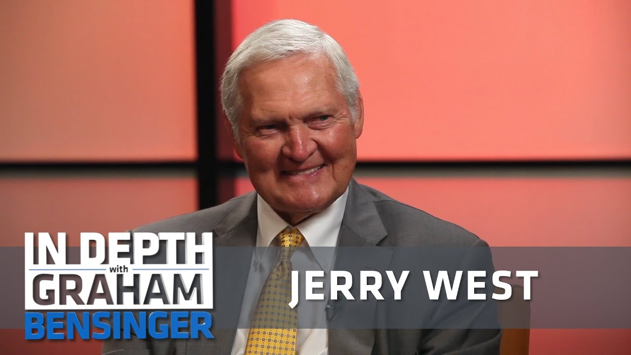 Jerry West The NBA Wont Pay Me For League Logo