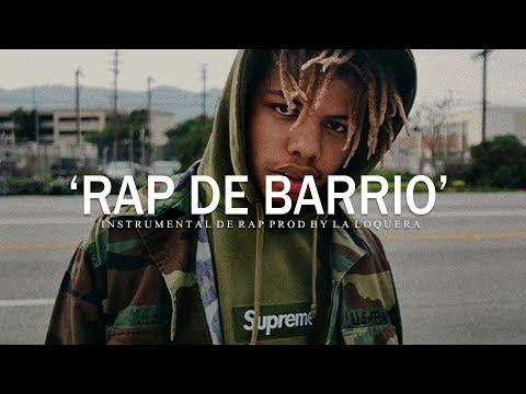 RAP DE BARRIO - BASE DE RAP  HIP HOP INSTRUMENTAL USO LIBRE PROD BY LA LOQUERA 2019