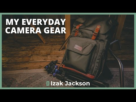 What's In My Camera Bag (2019)