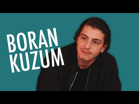 Boran Kuzum ile Bi' Kahve 2 Sohbet | Yeni Dizisi Şahin Tepesi Hakkında 😍