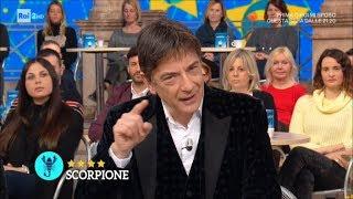 L'oroscopo di Paolo Fox - I Fatti Vostri 14/02/2018