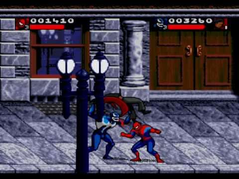 Spider-man Separation Anxiety: (2 players) Something is wrong with Venom video clip
