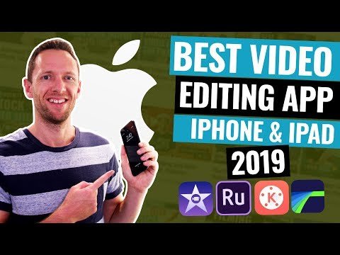 Best Video Editing App for iPhone & iPad (2019 Review!)