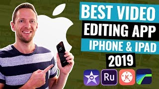 Download lagu Best Video Editing App for iPhone & iPad (2019 Review!)