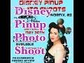 Disney Pinup Photo Shoot Day with Kandy K, Tara O Photo and friends!