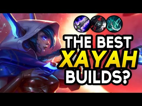 Best New Builds & Tips for XAYAH ADC (League of Legends)