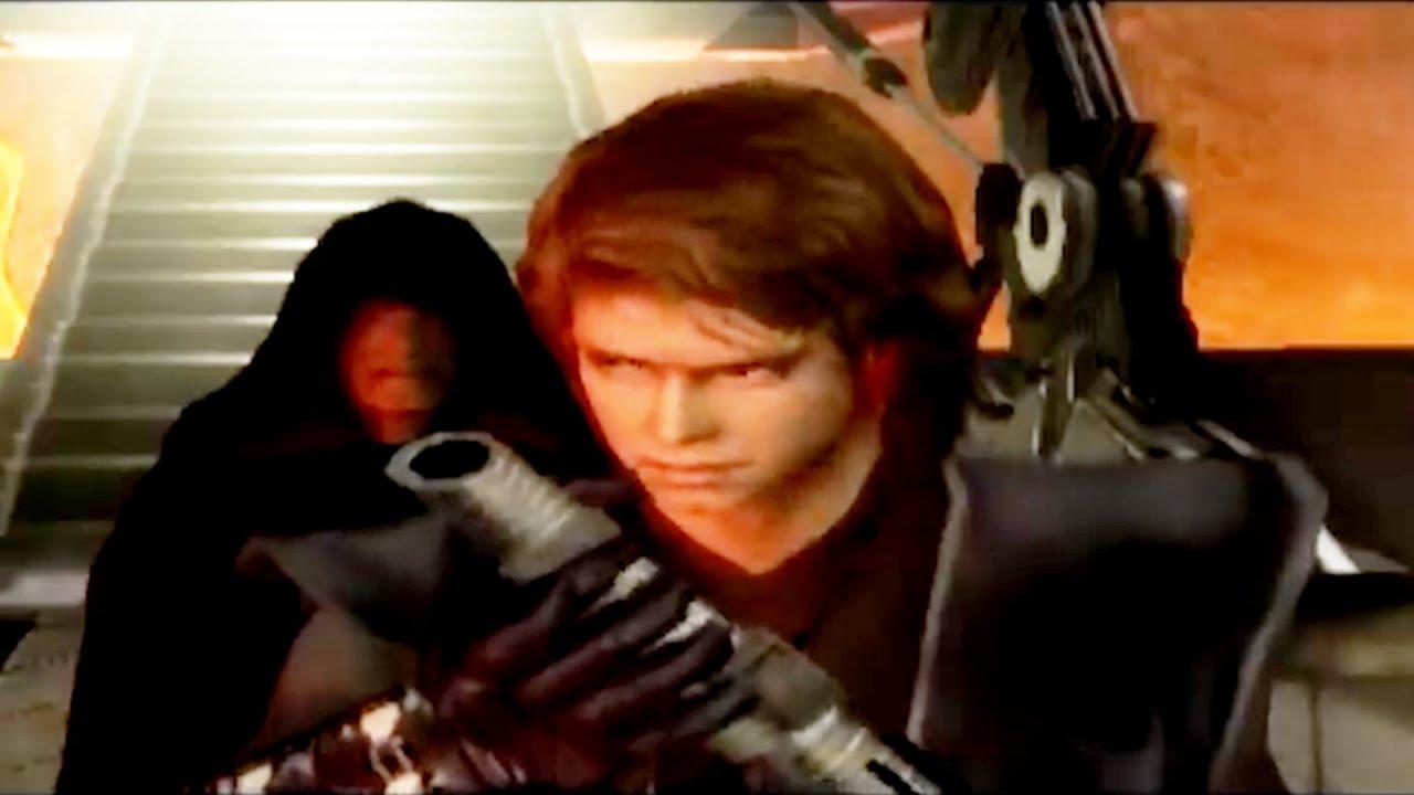 Revenge Of The Sith Alternate Ending Youtube