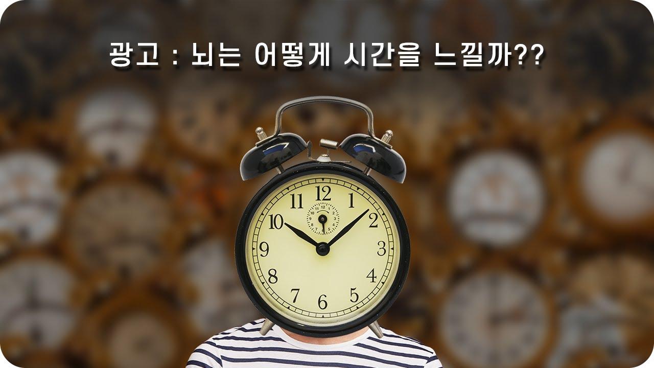 우주 광고 : 뇌는 시간을 어떻게 느끼고 있을까? - 미노스