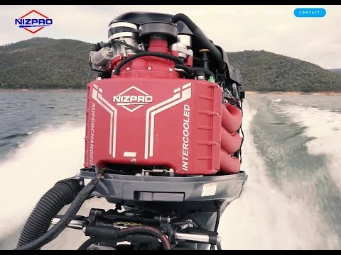 Nizpro 450S Meet the most powerful 6 cylinder marine outboard on the planet