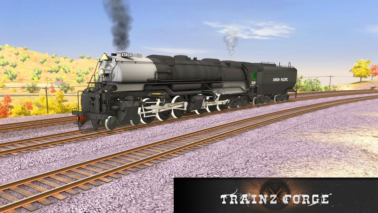 Trainz A New Era [ Trainz-FORGE com Add-On ] - Union Pacific CSA-1/2  (FreeWare)