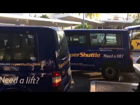 TRAVEL TIPS Yucatan, Mexico #3 Lesson learned on shuttle!
